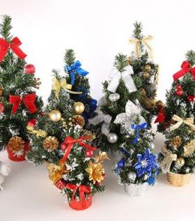Cây thông Noel để bàn cao 20cm