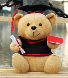 Gấu nâu tốt nghiệp
