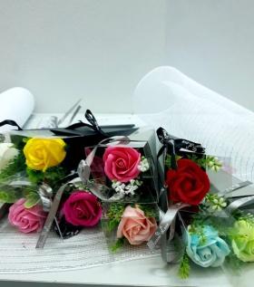 Hoa hồng sáp thơm 1 bông