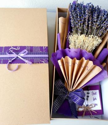 Hộp Lavender mẫu 310