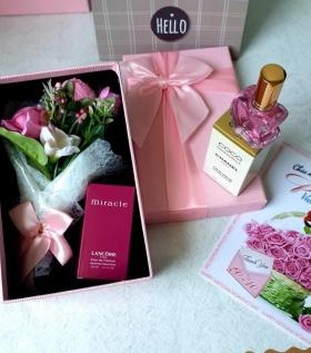 Hộp quà nước hoa cao cấp
