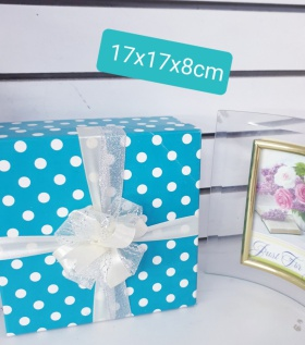Hộp quà xanh 17